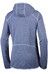 Columbia Sapphire Trail Hooded Fleece Jacket Women Bluebell